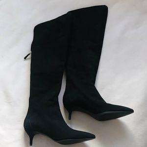 🆕Nine West Faux Suede Boots